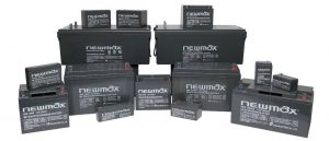 Newmax Solar Gel Batteries