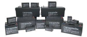 Newmax Solar Gel Batteries
